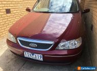 2002 Ford Fairmont BA sedan, not Falcon,runs&drives,no reg or RWC,no damage