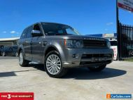 2009 Land Rover Range Rover Sport Grey Automatic A Wagon