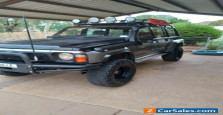 LS1 GQ Nissan Patrol