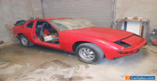Porsche 924 Complete Unfinished Project