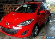 2014 Mazda 2 Hatch