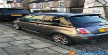 Fiat 500 sport Abarth looks