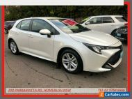 2018 Toyota Corolla Mzea12R Ascent Sport White Automatic A Hatchback