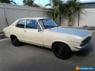 Holden 1971 LC Torana S Coupe Rolling Body - not a GTR XU1,Commodore HK HT HG HQ