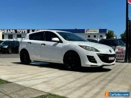 2009 Mazda 3 BL Series 1 Neo Hatchback 5dr Activematic 5sp 2.0i [Apr] White A
