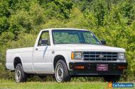 1987 Chevrolet S-10 2dr Sport Standard Cab LB