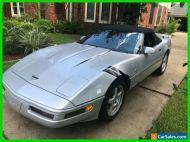 1996 Chevrolet Corvette 2dr Convertible