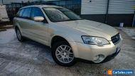 2005 Subaru Outback 2.5, 4x4 Estate Petrol Manual