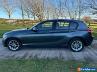 BMW 1 series 2013 120d e87 £30 road tax