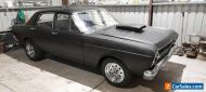Ford 1967 xr falcon Sedan Unfinished Project possible police car