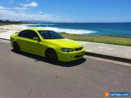 Ford ba xr6 turbo fg f6 driveline 600rwhp plus