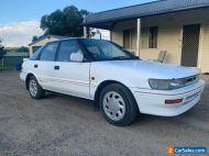 Toyota Corolla sx seca 4age ae92 5 speed