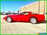 1991 Chevrolet Corvette ZR1 2dr Hatchback