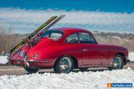 1963 Porsche 356 356B 1600 S