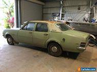 Ht Holden Kingswood 307 power-glide
