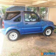 Suzuki Jimny 2001 Convetible 4x4