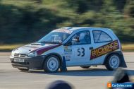 Vauxhall Corsa B rally car