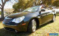 2009 Chrysler Sebring Limited 30k LEATHER CHROME SWEET!
