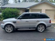 Range Rover Sport TD V8 2009. NO RESERVE