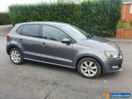 2011 VW POLO 1.2 MATCH ONLY 41000 GENUINE MILES ( 1 LADY OWNER FROM NEW)