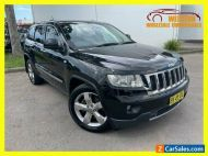 2011 Jeep Grand Cherokee WK Limited Wagon 5dr Spts Auto 5sp 4x4 3.6i [MY11] A