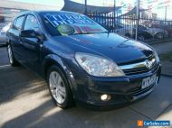 2008 Holden Astra AH MY08 CDTi Automatic 6sp A Hatchback