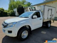 2016 Isuzu D-MAX Refrigerated Ute Automatic