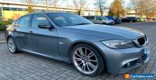 BMW 320i M SPORT 2.0 PETROL LCI MANUAL [SPARES OR REPAIRS] SALOON 2010 [10] GREY