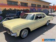 1965 Chevrolet  Belair (Impala)