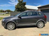 Holden Captiva 2012 - 6 speed Manual Petrol 123km