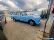 CHEVROLET C10 LONG BED  PICK UP V8 MANUAL GREAT CONDITION