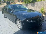2010 Audi A4 - Black - low kms - Auto -1.8 T