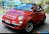 2012 Fiat 500c Lounge *Full Leather *Lovely condition- Only 51,000 klms!