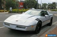 1985 Chevrolet Corvette -  Z51 MANUAL COUPE - 2000 MILES SINCE FULL REBUILD