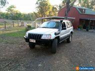 jeep grand cherokee 2000 4.7 v8 4x4