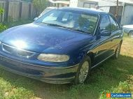 1999 Holden commodore VT Berlina Sedan v6 3.8