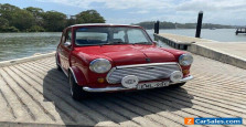 Rover Mini 1990 64,xxxKM Factory A/C 1.0L Engine Orginal Condition NSW Rego