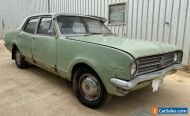 1968 GMH HK Holden Kingswood Sedan Farm Fresh HT HG Monaro Premier