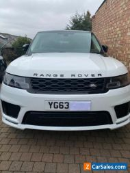 LAND ROVER RANGE ROVER SPORT 3.0 SDV6 A HSE FACE-LIFTED TO A 2019-20 VERSION