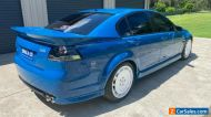 2009 Holden Commodore SS-V Manual HDT Improved Sedan