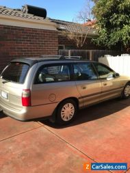 Holden commodore 1998 acclaim wagon
