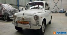 """1959 Fiat 600D """"Seicento"""" Restored Condition Firma Trading Classic Australia"""