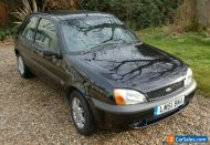 Ford Fiesta 2002, Black, Petrol, 1.3 Manual 69K Miles