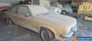 11/79 UC TORANA HATCHBACK 3300 AUTO ONE OWNER 374,895 GENUINE KM