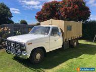1981 F100 Custom Utility