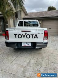 2020 Toyota Hilux Workmate 6 SP Automatic Double Cab P/up