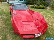 1982 Corvette V8 Auto