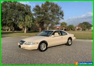 1997 Lincoln Mark Series 2dr Coupe