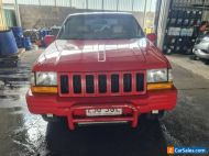 Jeep Grand Cherokee (Engine not starting)