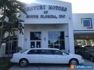 2001 Cadillac DeVille Limousine Stretch 6 Doors LOW MILES